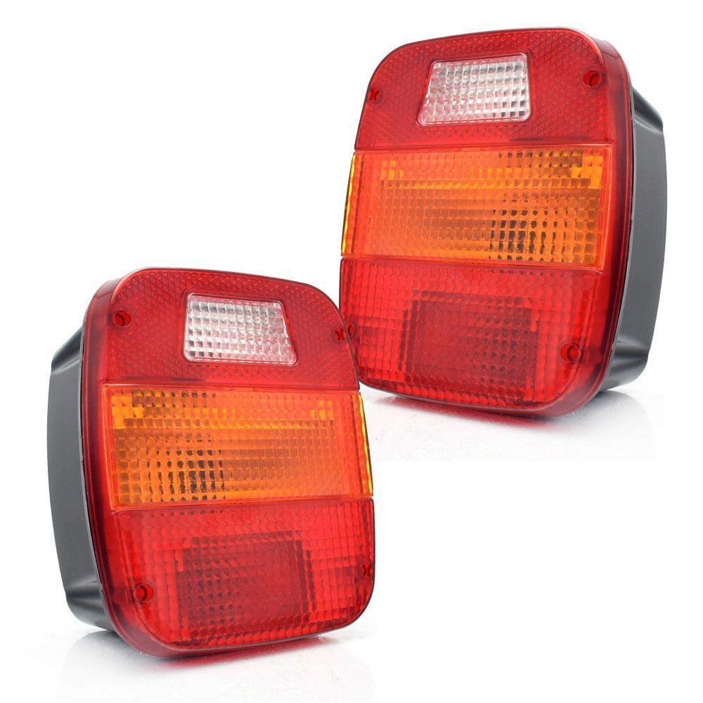Lanterna Traseira Caminhão Ford Volkswagen LE com Vigia
