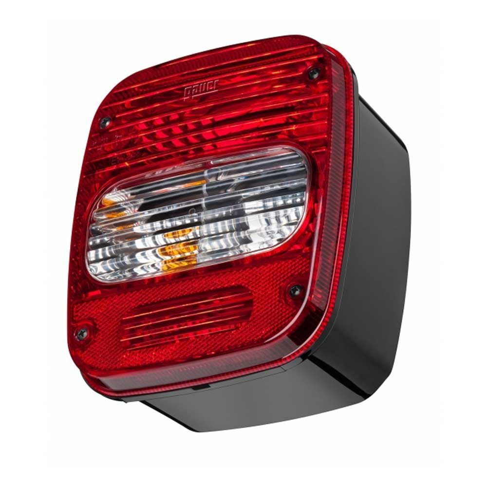 Lanterna Traseira Caminhão Ford Volkswagen Euro 5 Sem Vigia LD