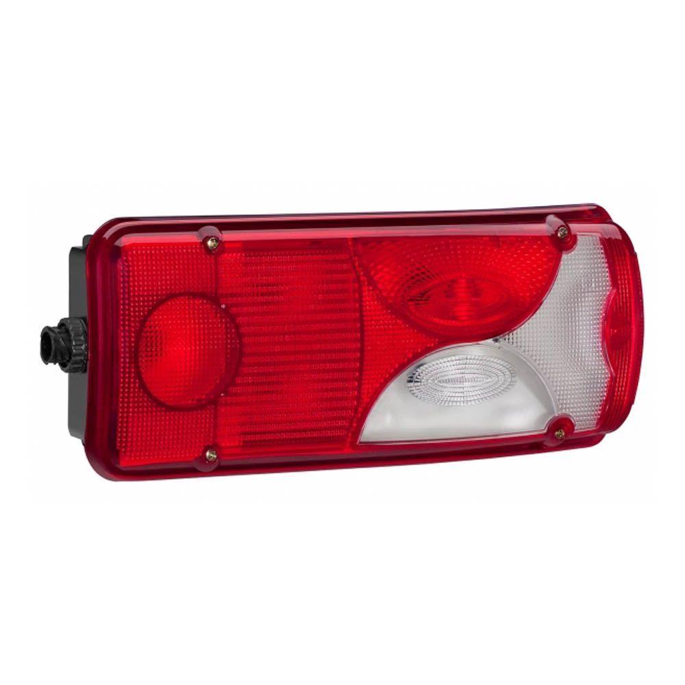 Lanterna Traseira Compatível com o Caminhão Scania S4 S5 LD Botinha