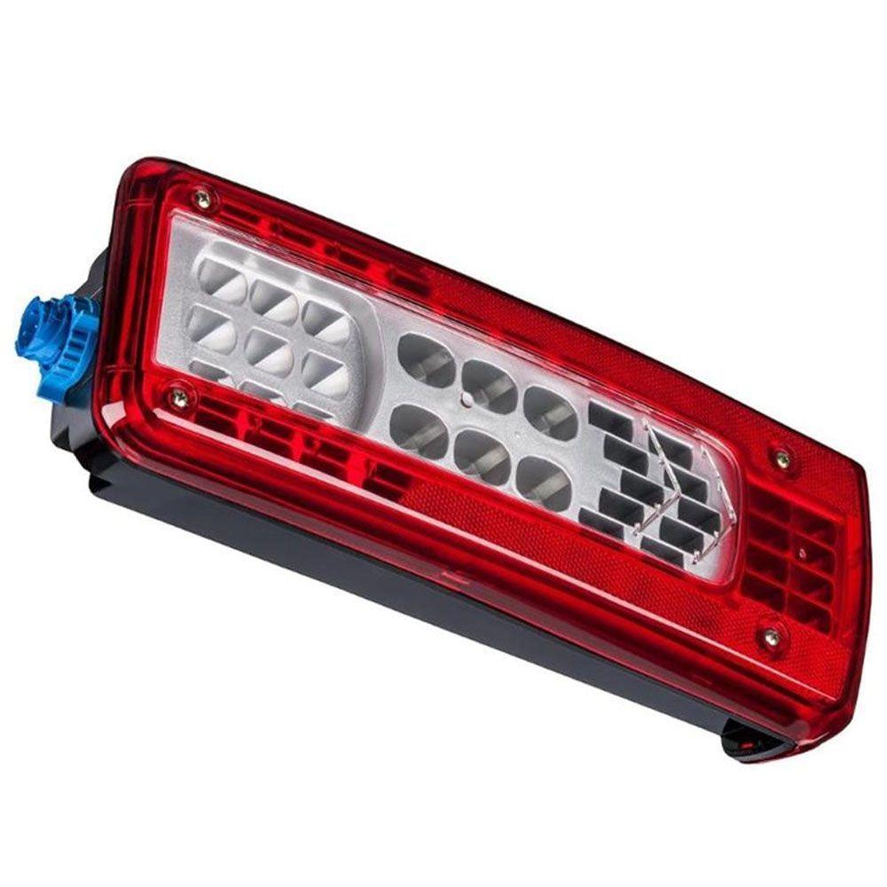 Lanterna Traseira Caminhão Volvo LED LD Sem Vigia