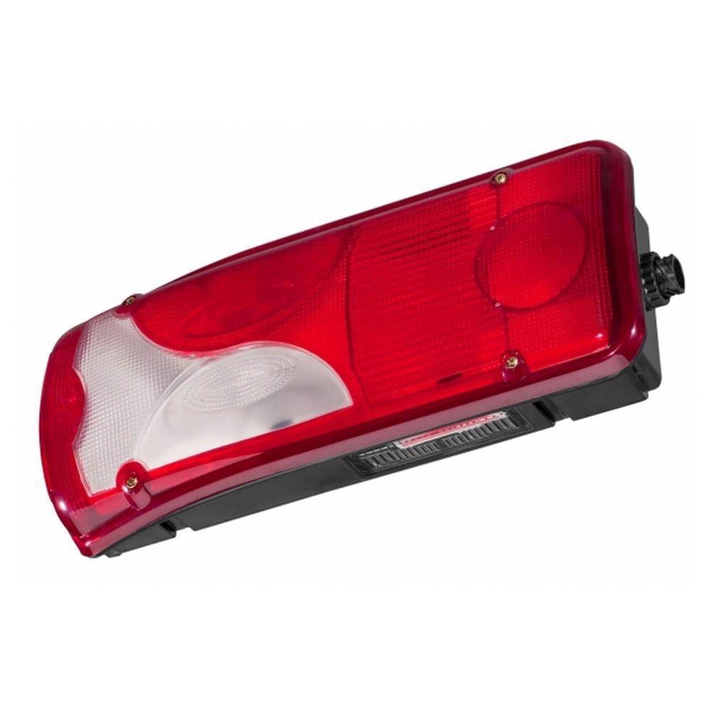 Lanterna Traseira Compatível com o Caminhão Scania S4 S5 LE Botinha