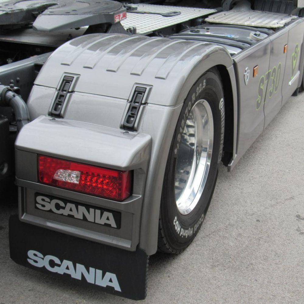 Lanterna Traseira para Caminhão Scania Led S5 S6 S7 Streamline Após 2013 Lado Esquerdo