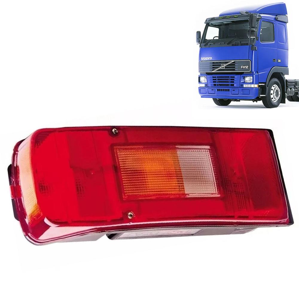 Lanterna Traseira Para Caminhão Volvo VM / FH / NH Após 2005 Lado esquerdo