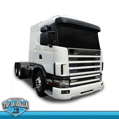 Laterais Cegonheiro Com Teto Compatível com o Caminhão Scania S4 - S5 - Streamline Cabine G Com Filtro