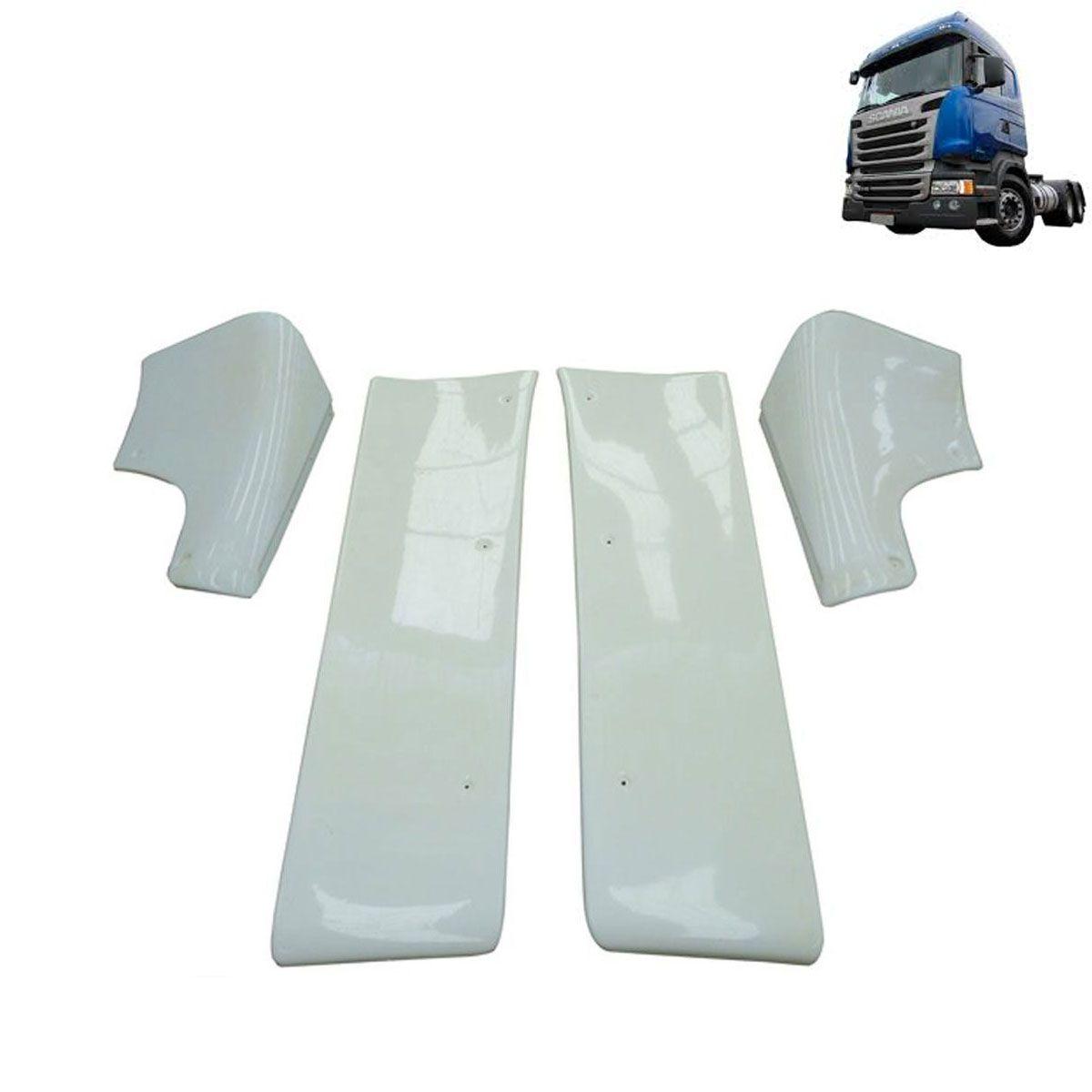 Laterais Cegonheiro Compatível com o Caminhão  Scania S 4 / S 5 / Streamline Highline