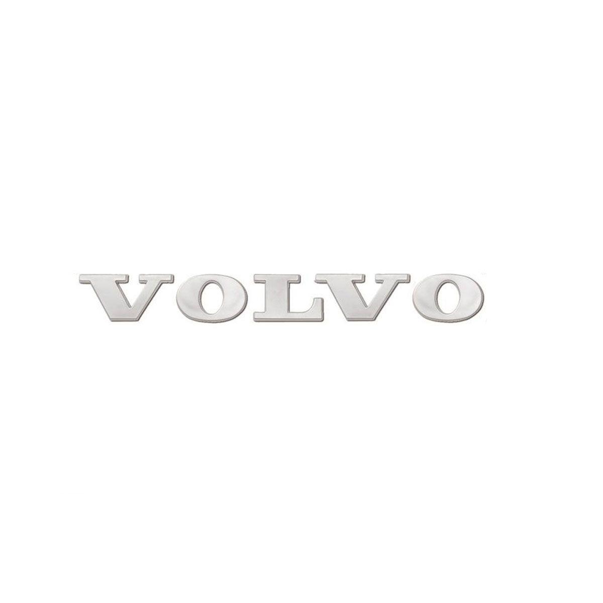 Letreiro Emblema Volvo FH FM 20491113