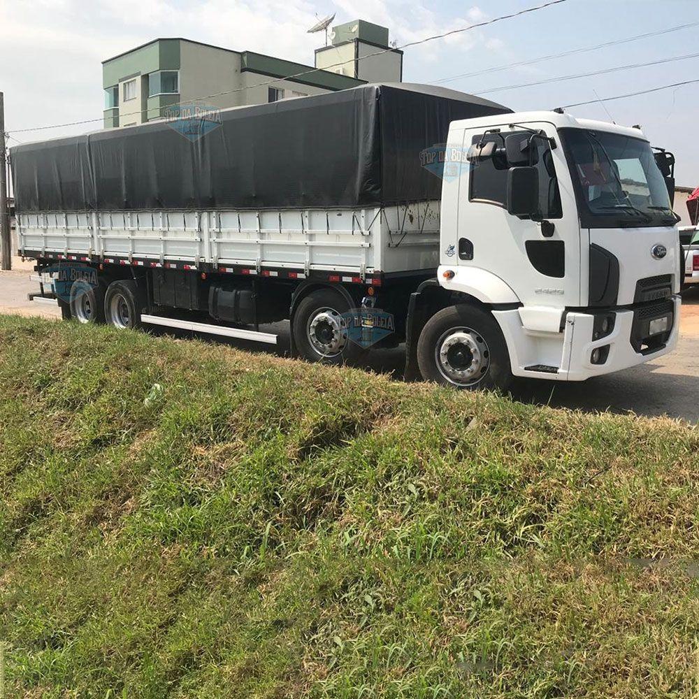Lona Para Caminhão Carreta 2 Eixos 12x4,5 Metros Tipo Vinilona
