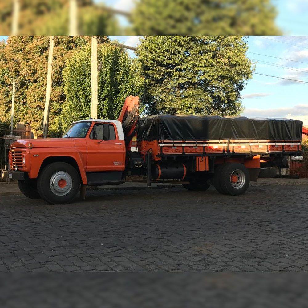 Lona Para Caminhão Truck 8x4 Metros