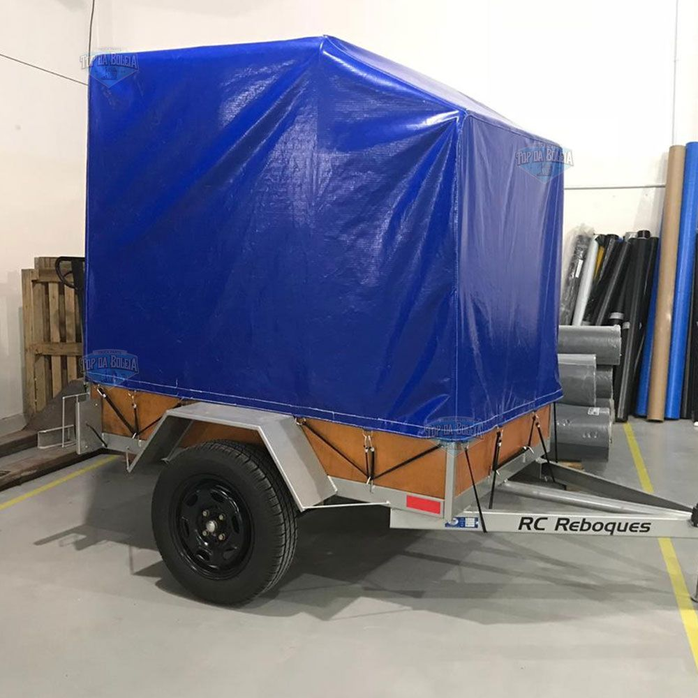 Lona Para Caminhão Truck 8x6 Metros Tipo Vinilona