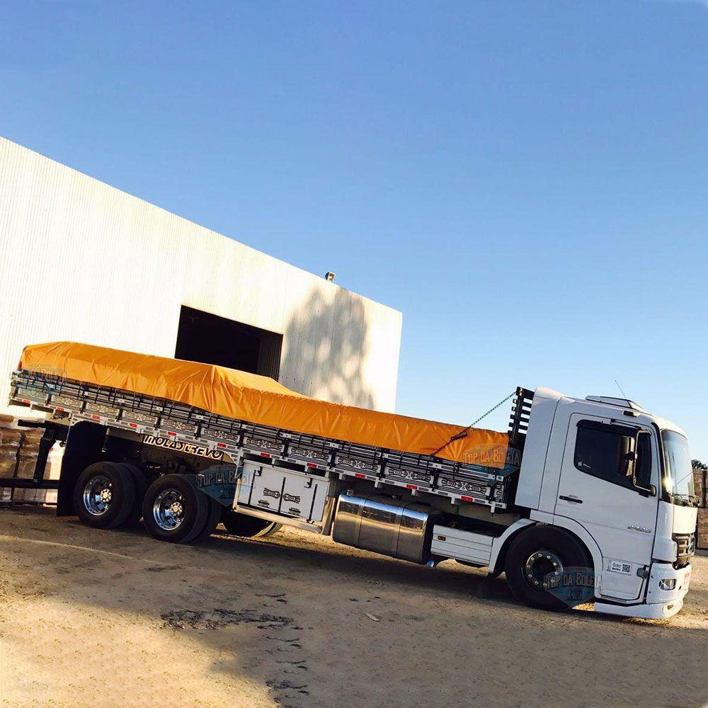 Lona Para Caminhão Truck 9x4 Metros Tipo Vinilona