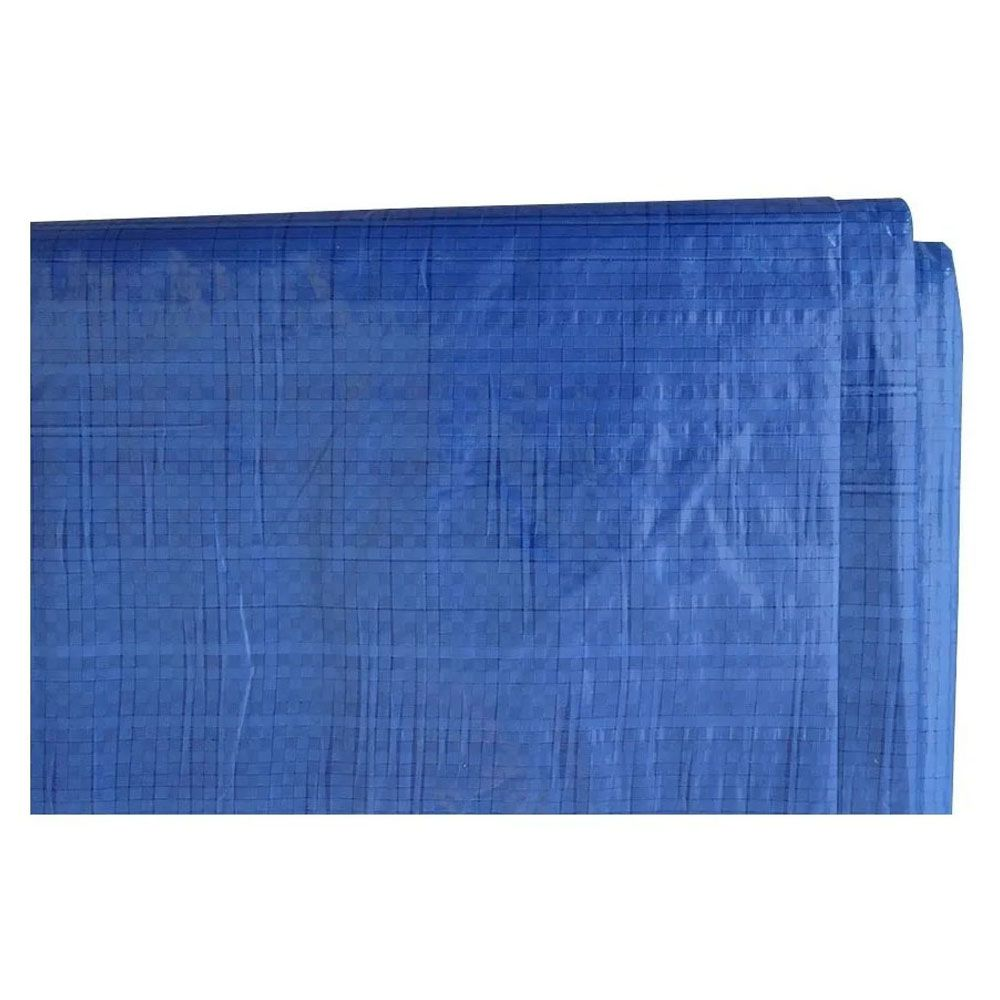 Lona Plástica (PE) 8,00 X 7,00 - 120 GRAMAS/M²