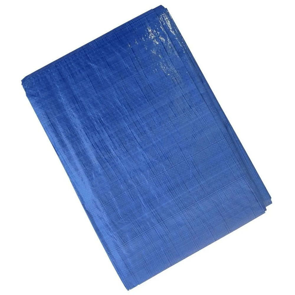 Lona Plástica (PE) 9,00 X 5,00 - 120 GRAMAS/M²