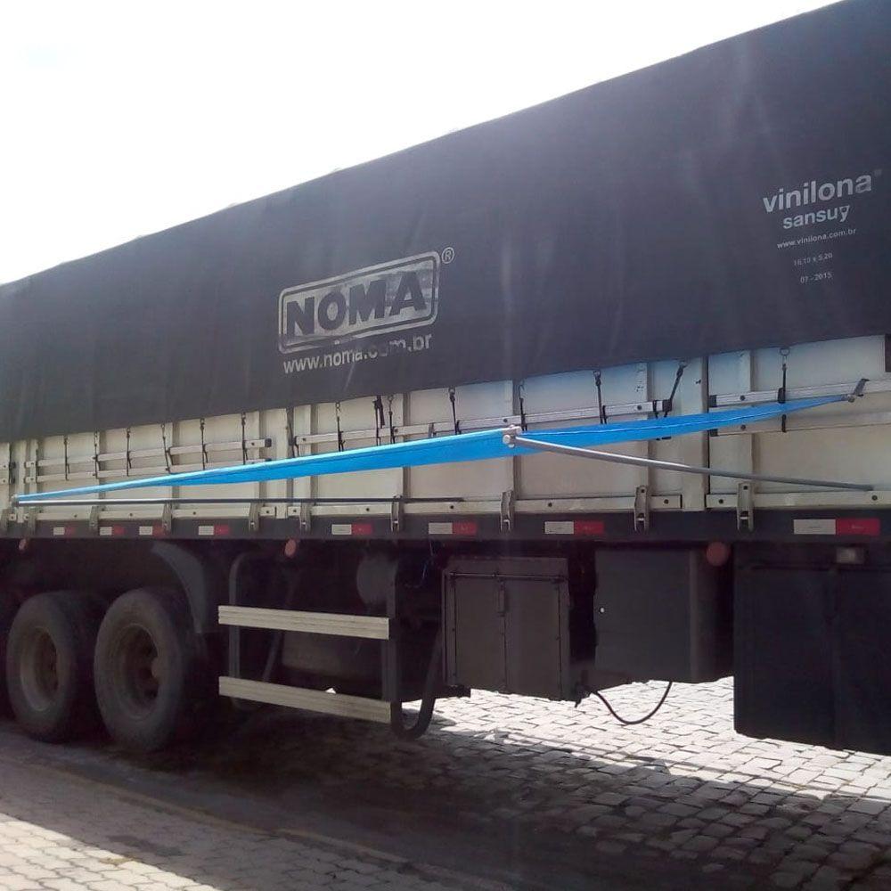 Lona Toldo Com Armação Para Caminhão Carreta 3x2 M