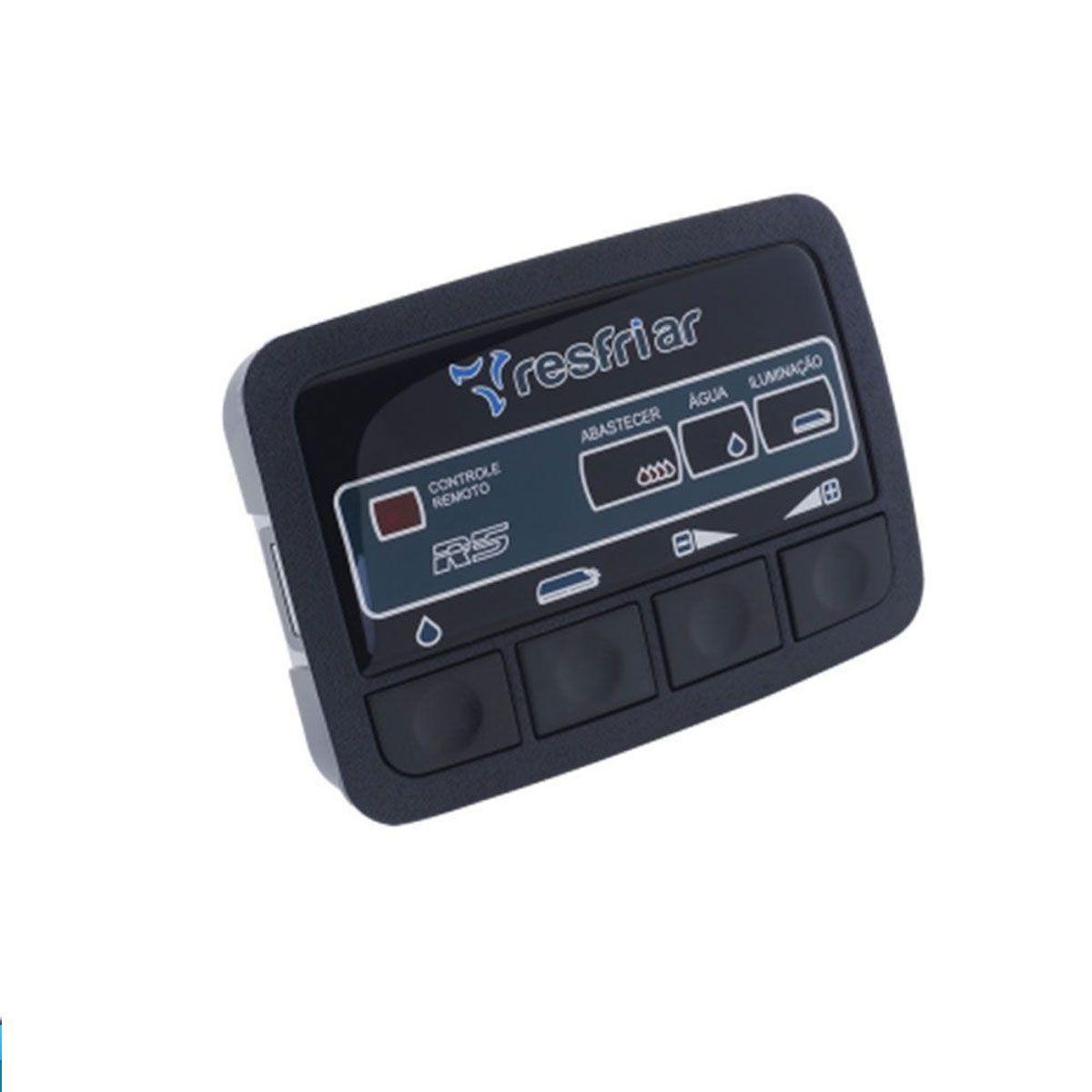 Microprocessador Placa Eletrônica Climatizador de Ar Resfriar Série 5  Série 6 R3 Dupla bomba 12v 24v