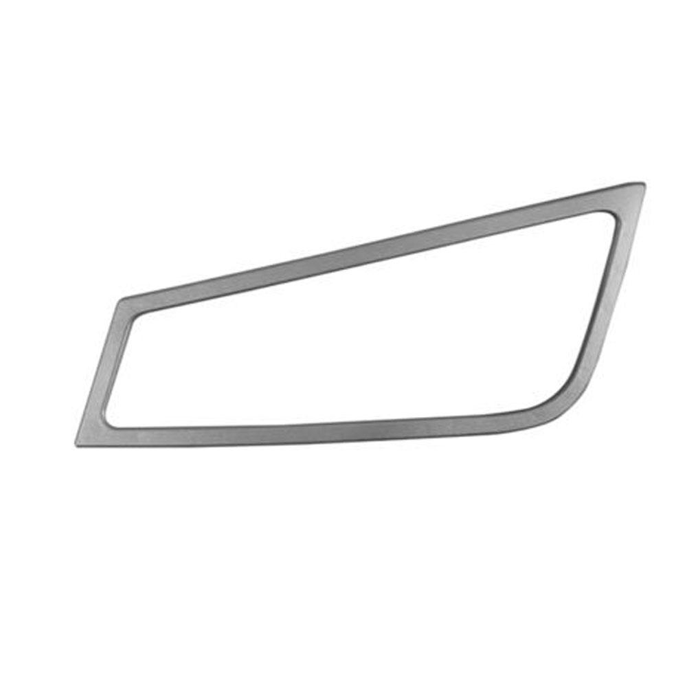 Moldura Farol Auxiliar para Caminhão Volvo FH 12 2010 Á 2014 Lado Esquerdo