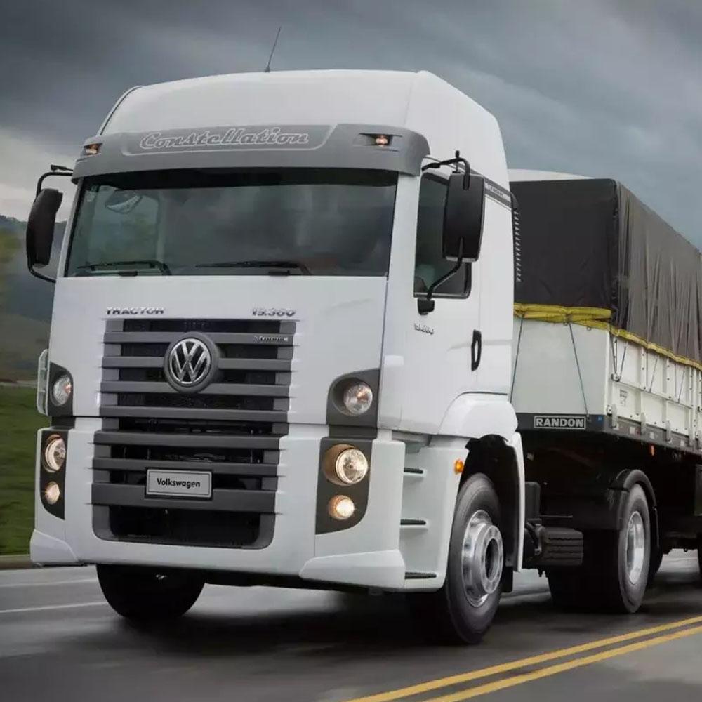 Par de Aplique da Maçaneta de Porta para Volkswagen Constellation