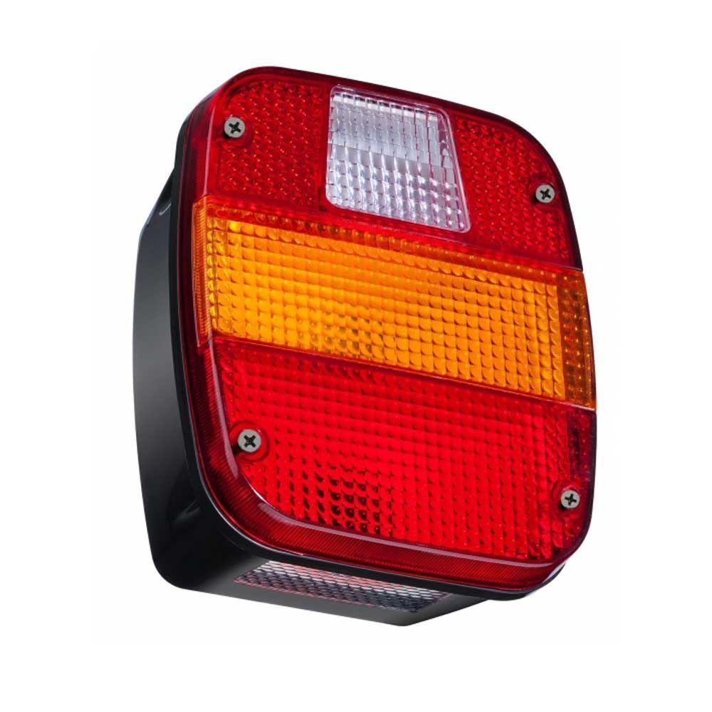Par Lanternas Traseiras Caminhão Ford Volkswagen LD LE