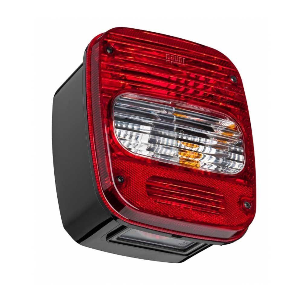 Par Lanternas Traseiras Caminhão Volkswagen Euro 5 Ford LD LE