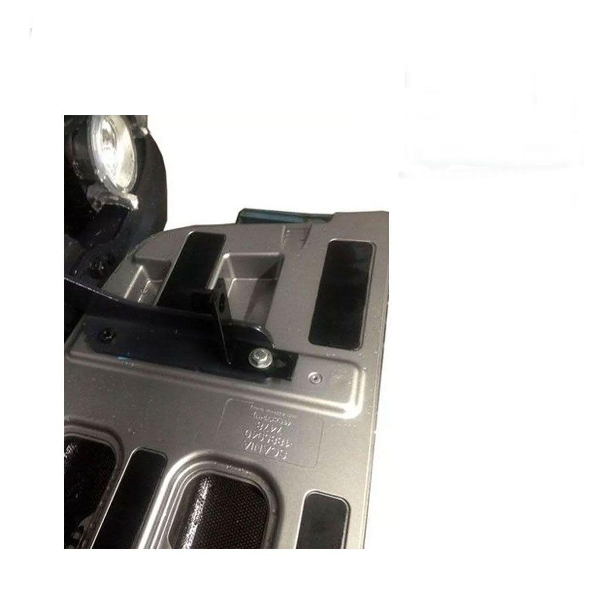 Par travas antifurto Compatível com o Caminhão Scania NTG grade e farol