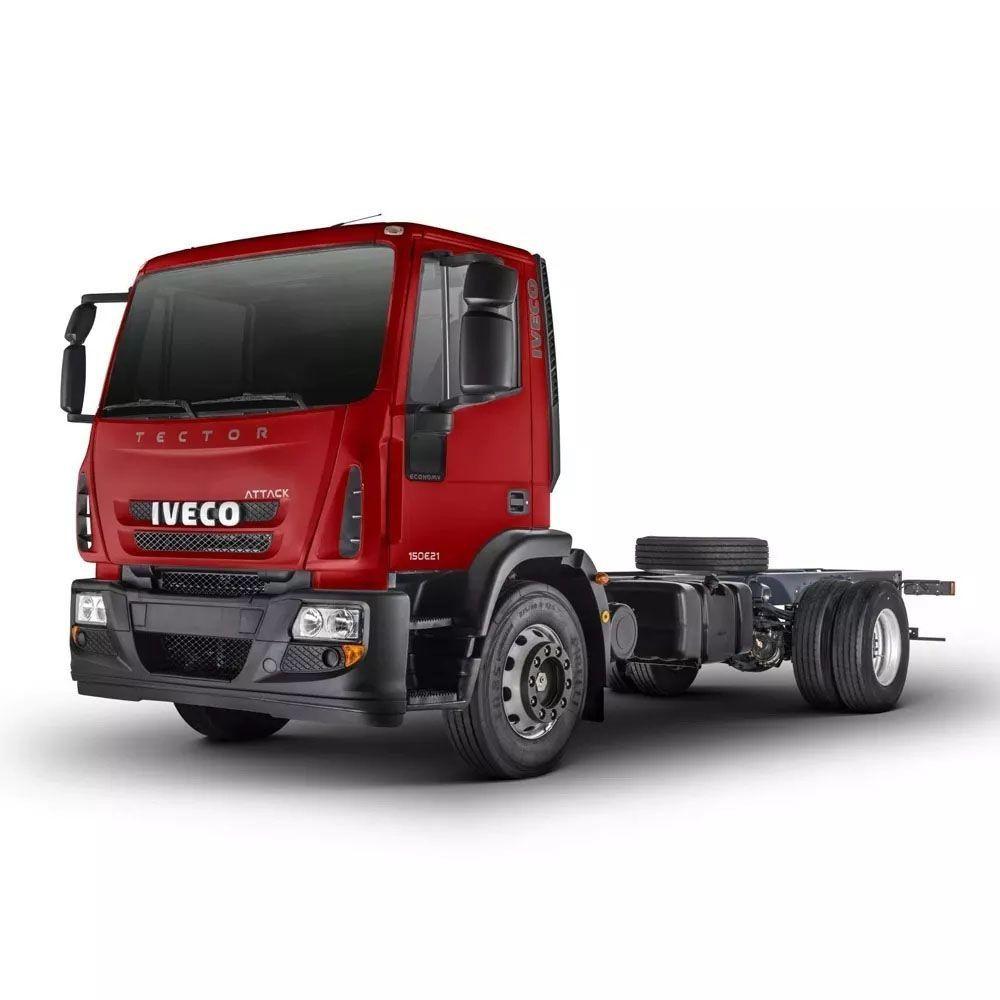 Para-choque Dianteiro Para Caminhão Iveco Tector Completo 5801537126