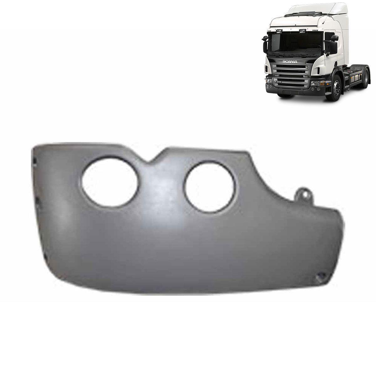 Ponteira Cobertura Para-Choque Compatível com o Caminhão Scania S5 até 2009 LD
