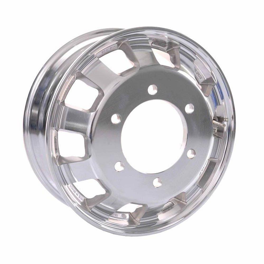 Roda de Alumínio Caminhão Speedline Aro 17,5 x 6 Tres Quartos
