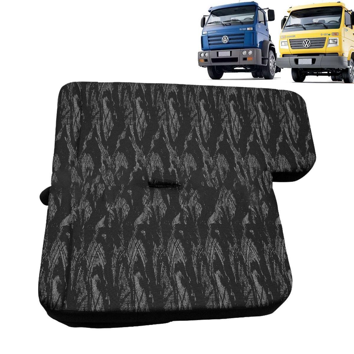 Sofá Cama para Caminhão Volkswagen Titan / Worker Lado Carona