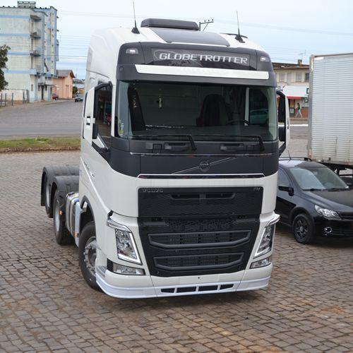 Spoiler Bigodinho Para-Choque Volvo FH Novo 2015