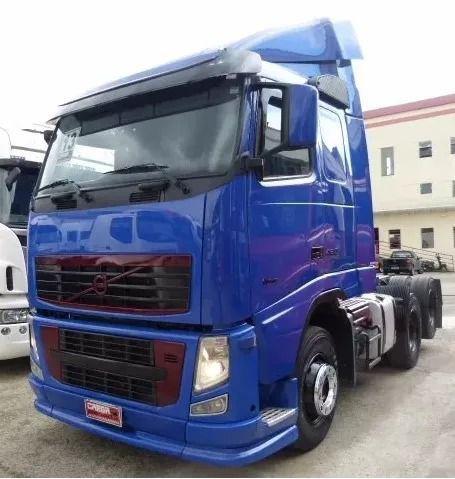 Spoiler Bigodinho Volvo FH Chines Até 2014