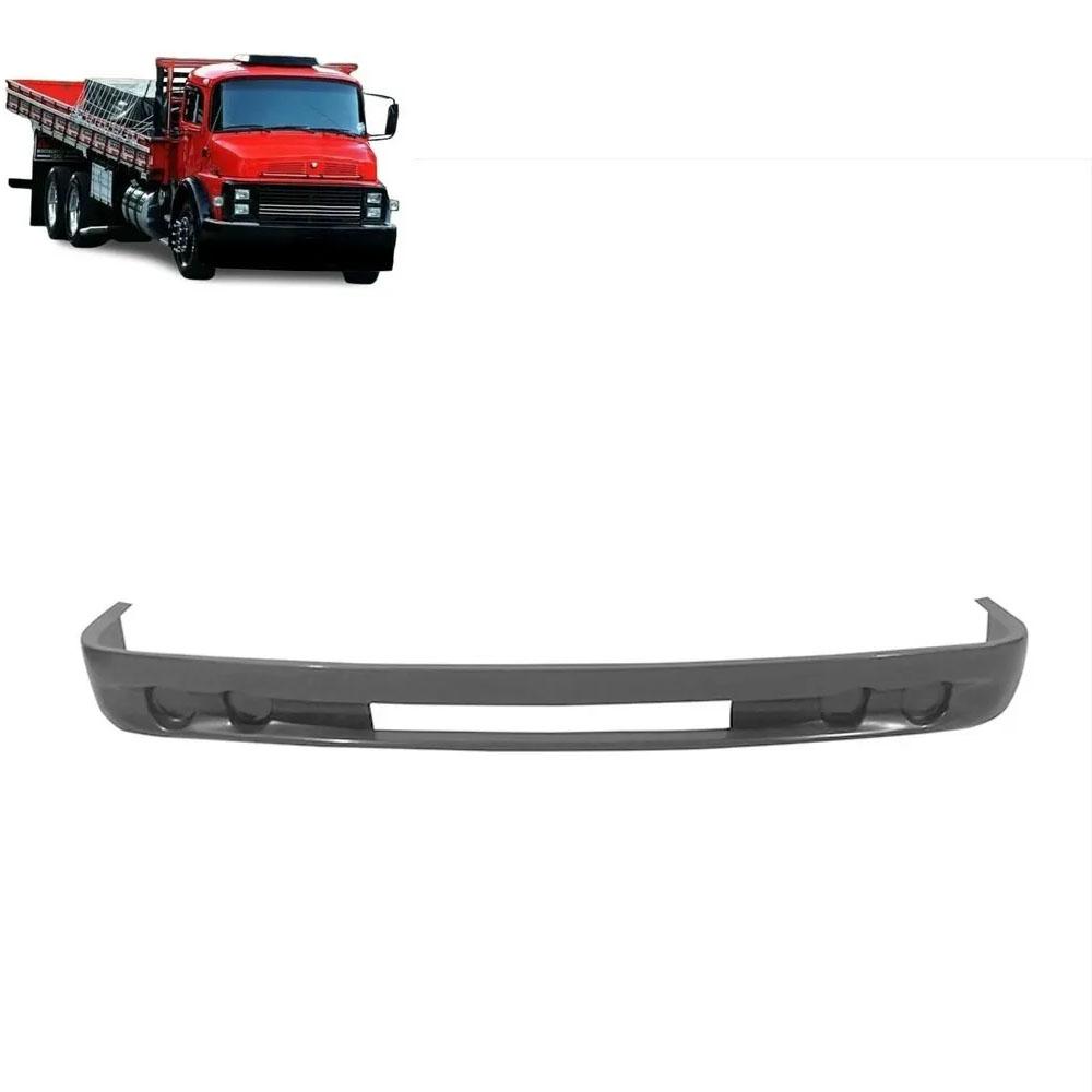 Spoiler Para Caminhão Mercedes Benz 1113 Cara Preta Modelo Sergipano 19cm
