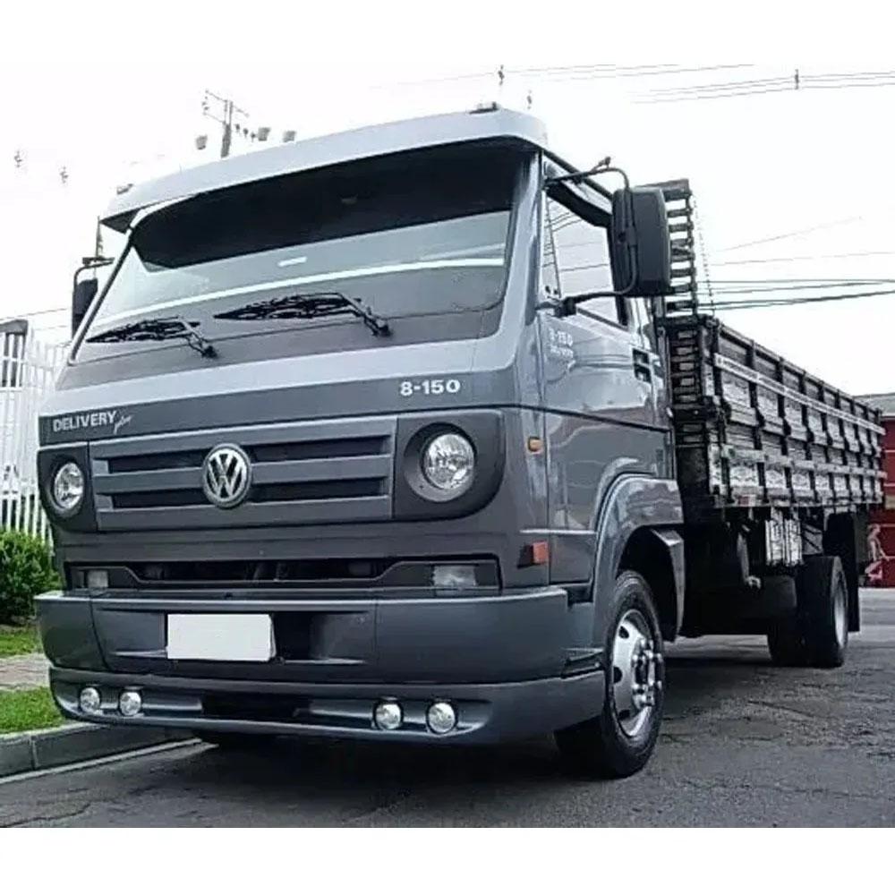 Spoiler Para Caminhão Volkswagen Delivery 2005 até 2013 - 18 cm
