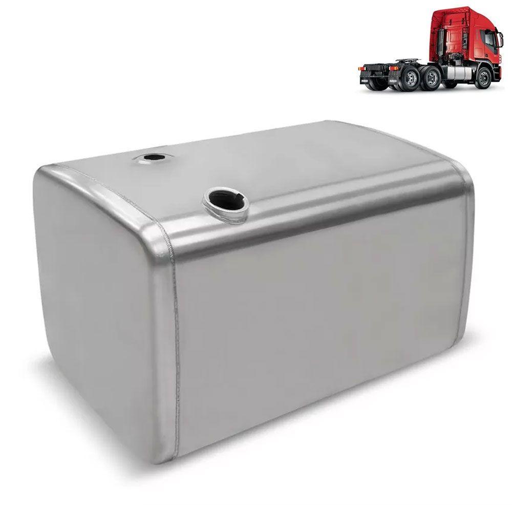 Tanque Combustível Alumínio Iveco Stralis 300 Litros 98472351