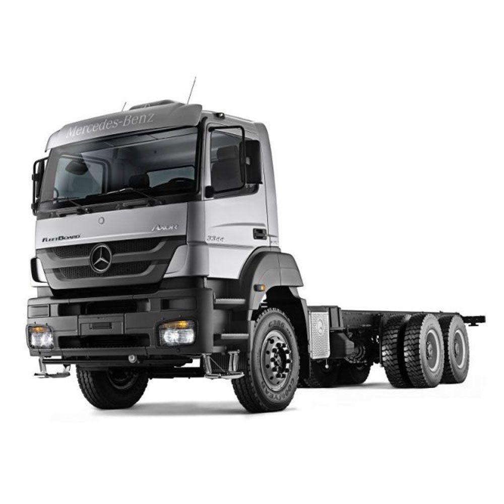 Tanque Combustível Plastico 300 L Para Mb Axor Canavieiro