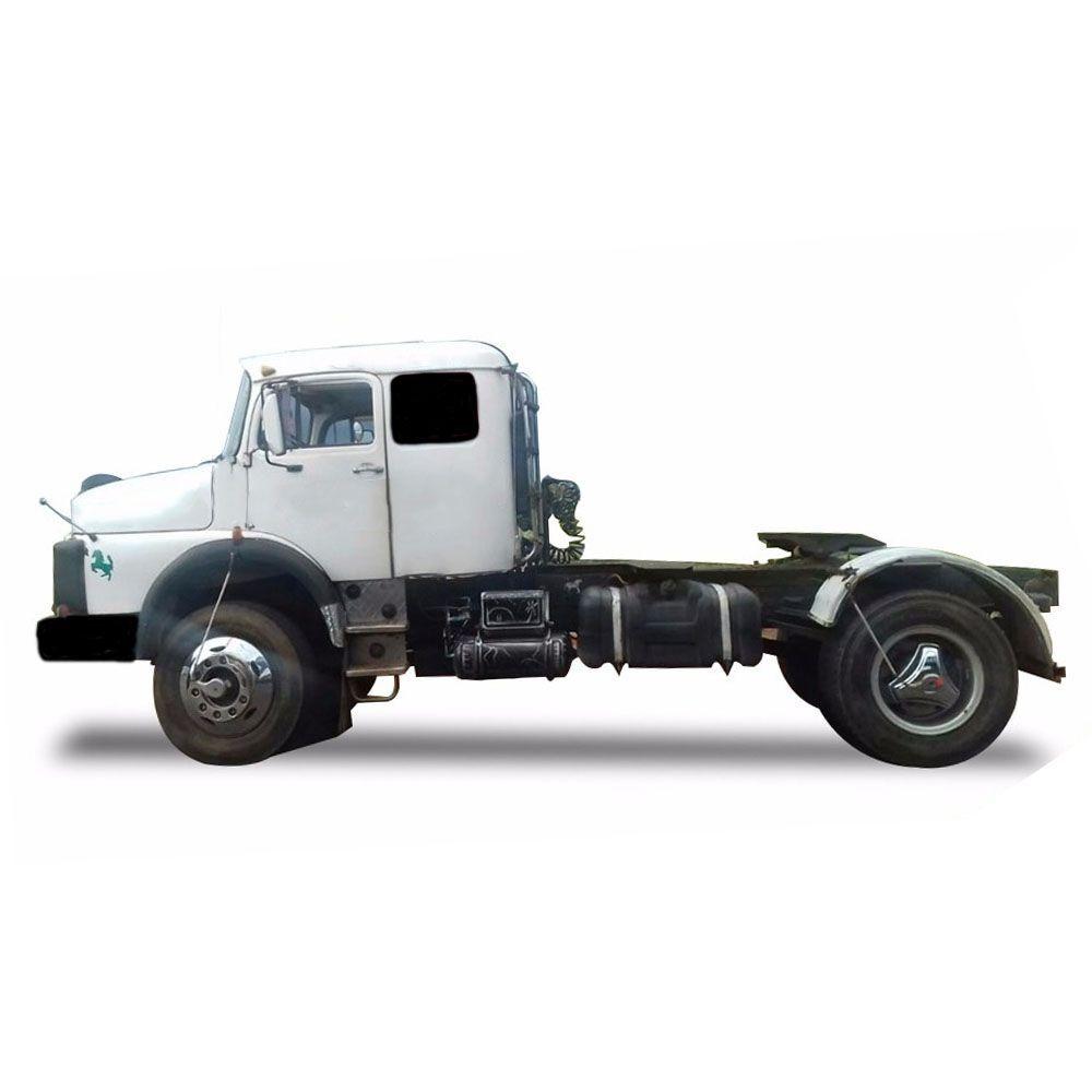 Tanque Combustível Plástico Mb 1519/1924/1932/1933 300 L