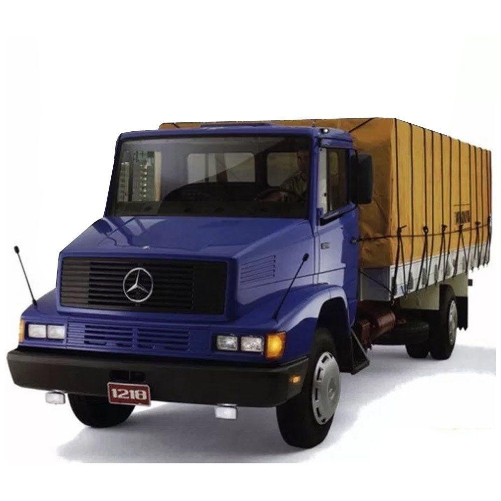 Tanque Combustível Plástico Mercedes-benz Hpn 210 Litros
