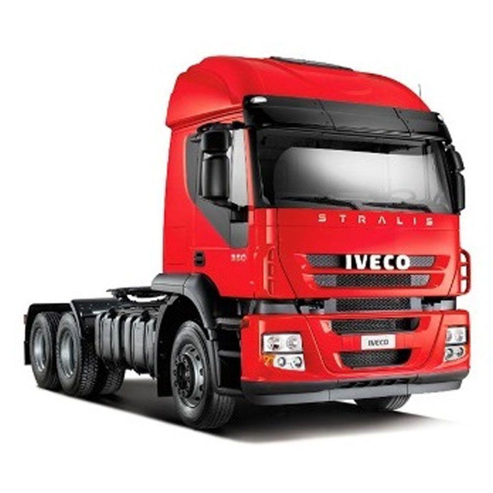 Tanque Combustível Plástico Para Iveco 275 Litros