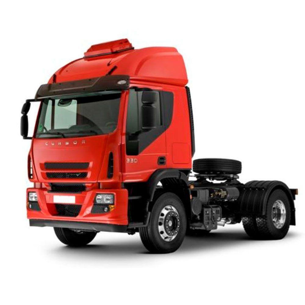 Tanque Combustível Plástico Para Iveco 275 Litros Completo