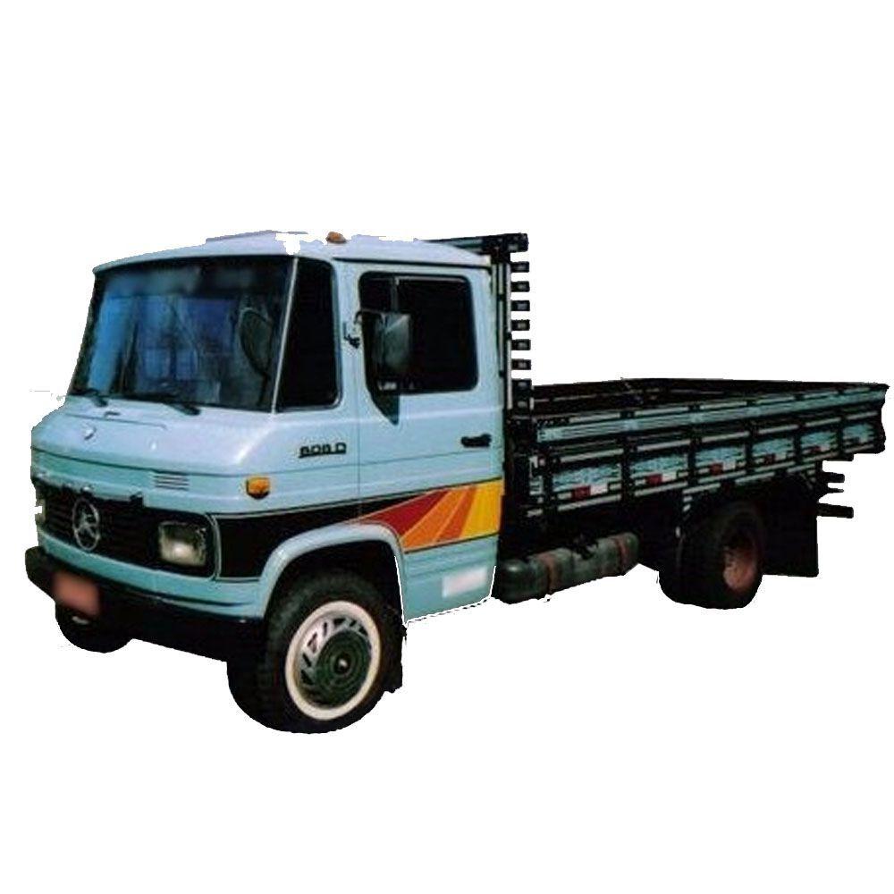 Tanque Combustível Plástico Para Mercedes-benz 608d 80 L