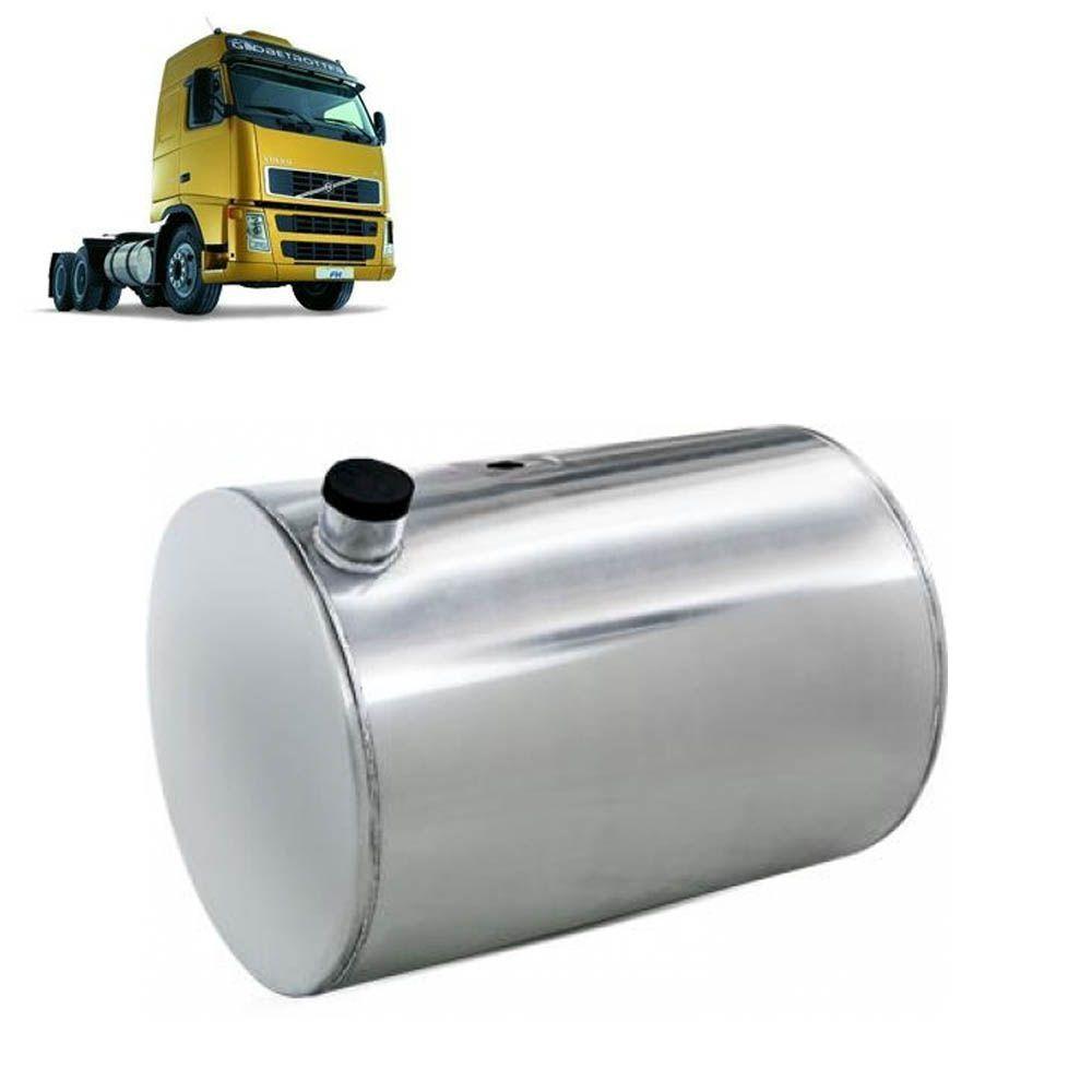 Tanque de Combustível Alumínio Volvo FH NH FM 300 Litros 20375391