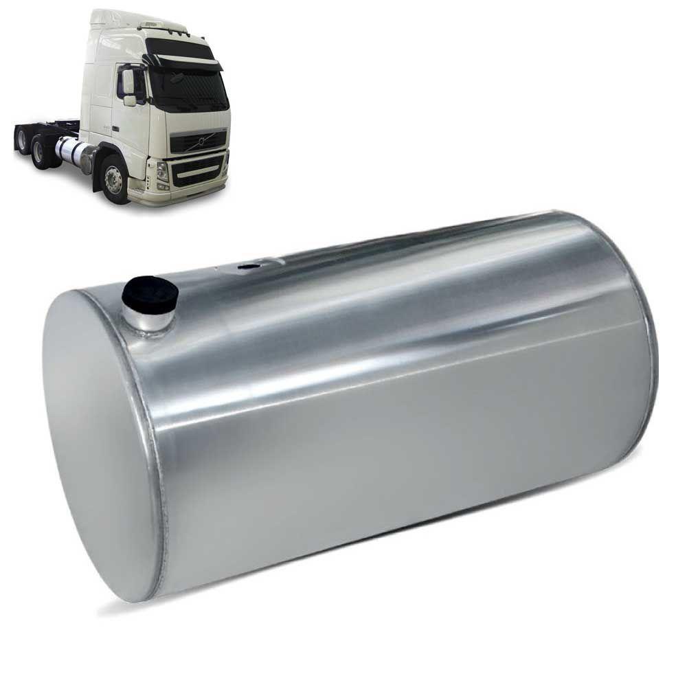 Tanque de Combustível Alumínio Caminhão Volvo FH NH FM 425 Litros 20375392