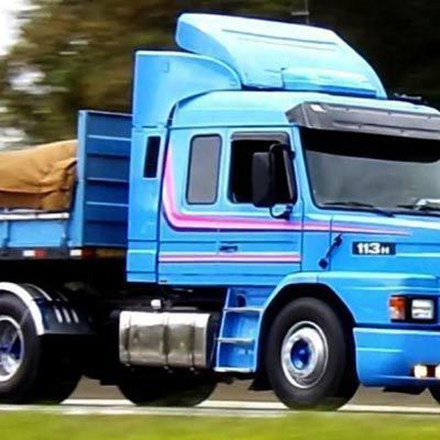 Tanque de Combustível Inox Compatível com o Caminhão Scania 112 113 143 300 Litros