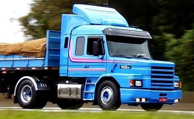 Tanque de Combustível Inox Compatível com o Caminhão Scania 112 113 143 400 Litros