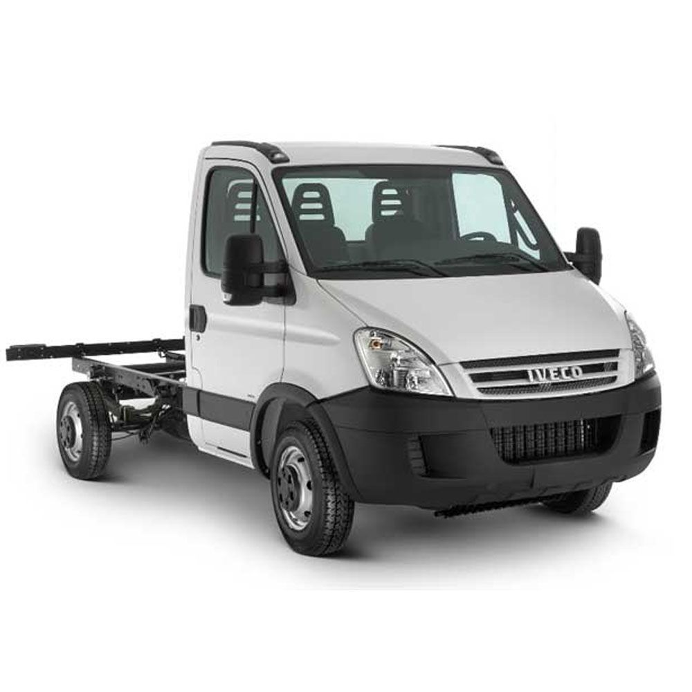 Tanque De Combustível Plastico Para Iveco Daily 90 Litros