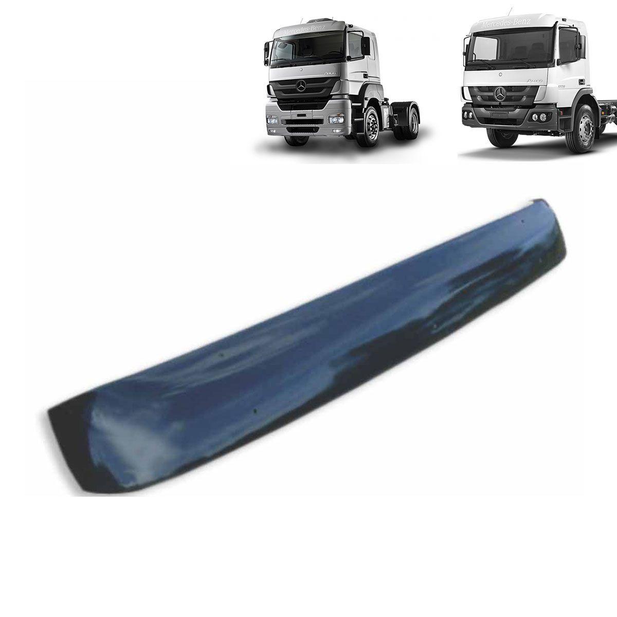 Tapa-sol para Mercedes Benz  Atego | Axor | Cargo 2011 Cabine Baixa