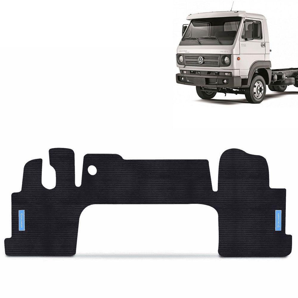 Tapete para Caminhão Volkswagen Delivery até 2018 Borracha PVC