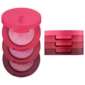 Beauty Bento Bouncy Shimmer Sparkling Rosé KAJA BEAUTY