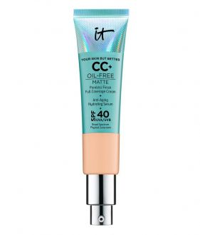 CC+ Cream Oil-Free Matte with SPF 40  IT COSMETICS