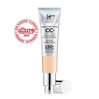 CC+ Cream with SPF 50+  IT COSMETICS