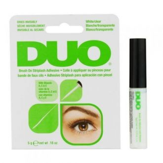 Cola de cílios Adhesive Lash Clear DUO