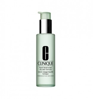 Gel Liquid facial Soap CLINIQUE